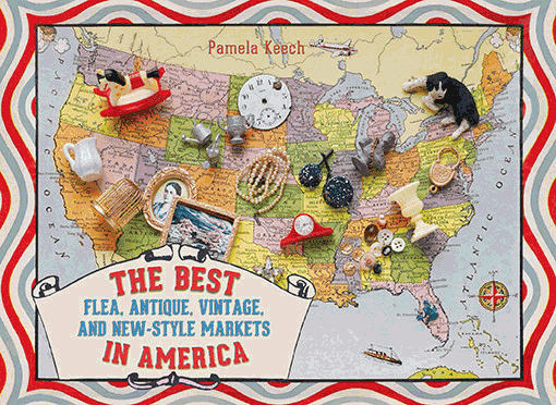 The Best Flea Markets Published by the Little Bookroom