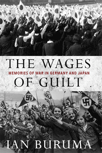 Wages of Guilt Book Cover Design for New York Review Books